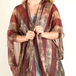 Kimono , free size coverup